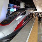 نسل جدید قطار سریع السیر چین به بهرهبرداری رسید