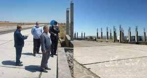 تسریع در تکمیل و بهره برداری از ساختمان ایستگاه راه آهن ترکمانچای