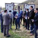 حضور اسماعیلی نماینده مردم میانه در جمع اهالی بخش ترکمانچای