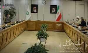 دیدار مشترک نماینده و امام جمعه میانه با رئیس بنیاد مستضعفان کشور