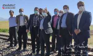 حضور اسماعیلی نماینده مردم شریف شهرستان میانه در روستاهای بخش ترکمانچای